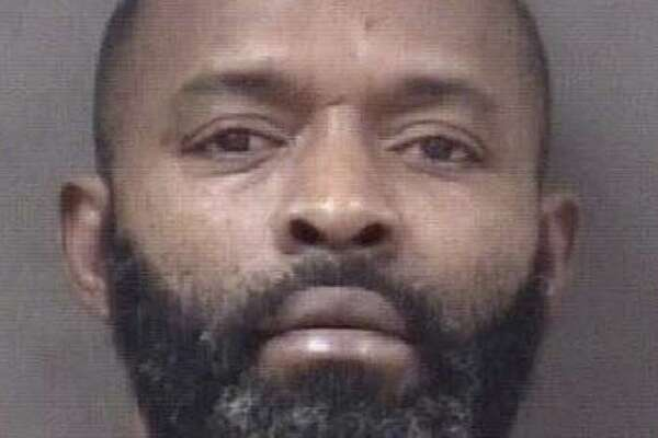 Kirk Brown, 45, of Pleasant Street in Bridgeport, Conn., was charged with second-degree assault, possession of a dangerous weapon, second-degree breach of peace and risk of injury.