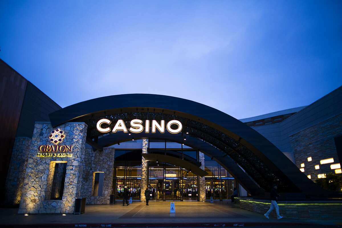 """Graton Resort and Casino, Rohnert Park, California, December 5th, 2019. A coalition of Native American tribes is racing to ensure that when legal sports betting arrives in California, wagers can only be placed inside tribal casinos or four horse tracks across the state """" not on mobile phones or laptops. State legislators had been proceeding cautiously toward a state constitutional amendment that would allow gamblers to bet on the 49ers, Warriors and other sports teams while generating hundreds of millions in tax revenues for the state. It would likely allow people to place bets on their cell phones. But the tribesÍ proposal, recently unveiled, steps ahead of the lawmakersÍ plan. Should it make it onto the 2020 ballot and pass, tribes would hold a near-monopoly on sports betting that would severely limit bettorsÍ options and state tax revenue."""