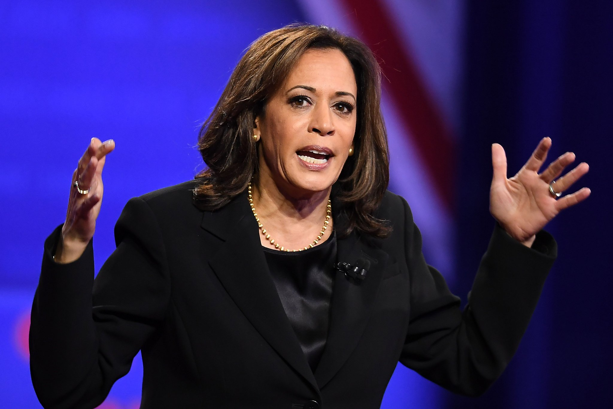 Kamala Harris Wasn T Cut Out For It Here S What She Should Do Now Sfchronicle Com