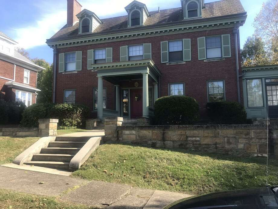 The home Fred Rogers grew up in in Latrobe, Pennsylvania. It's privately owned and not open for tours, but plenty of people in the town know it as the former home of James and Nancy Rogers. Photo: Amy Bertrand, MBR / TNS / St. Louis Post-Dispatch
