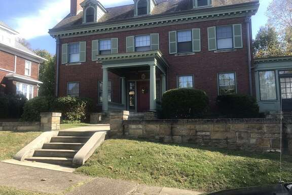 The home Fred Rogers grew up in in Latrobe, Pennsylvania. It's privately owned and not open for tours, but plenty of people in the town know it as the former home of James and Nancy Rogers.