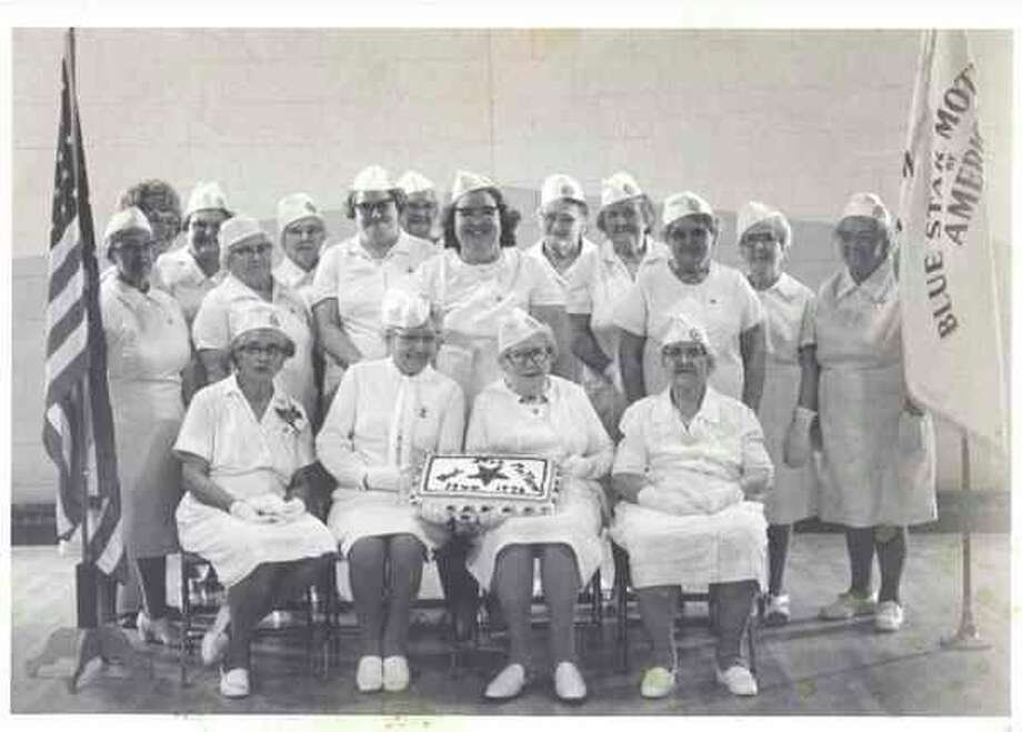 Blue Star Mothers of America, Inc. celebrates its first year in 1942. (Courtesy Photo/ Marcia Janik)