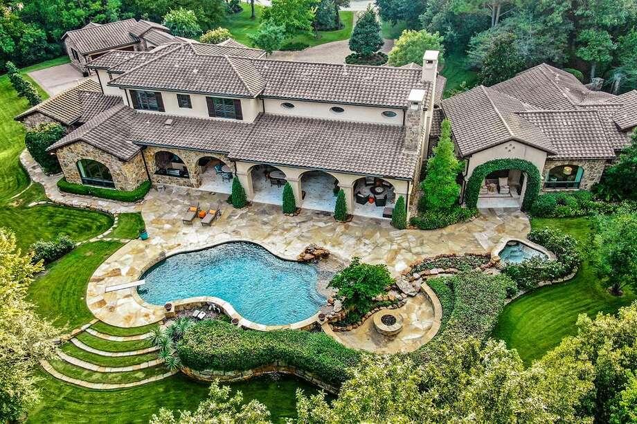 8. 19 Congressional Circle, The WoodlandsHouse sold: $2.5 million - $2.9 million4 bed | 4 full & 1 half bath | 7,602 sq. ft. Photo: Houston Association Of Realtors