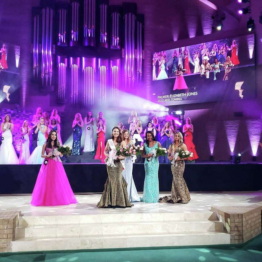 Palmer Jones, Miss Tomball 2020. Jones is a Tomball Memorial High School student who was named Miss Tomball 2020, her second year competing in the pageant. Photo: Couresy Of The Greater Tomball Chamber Of Commerce