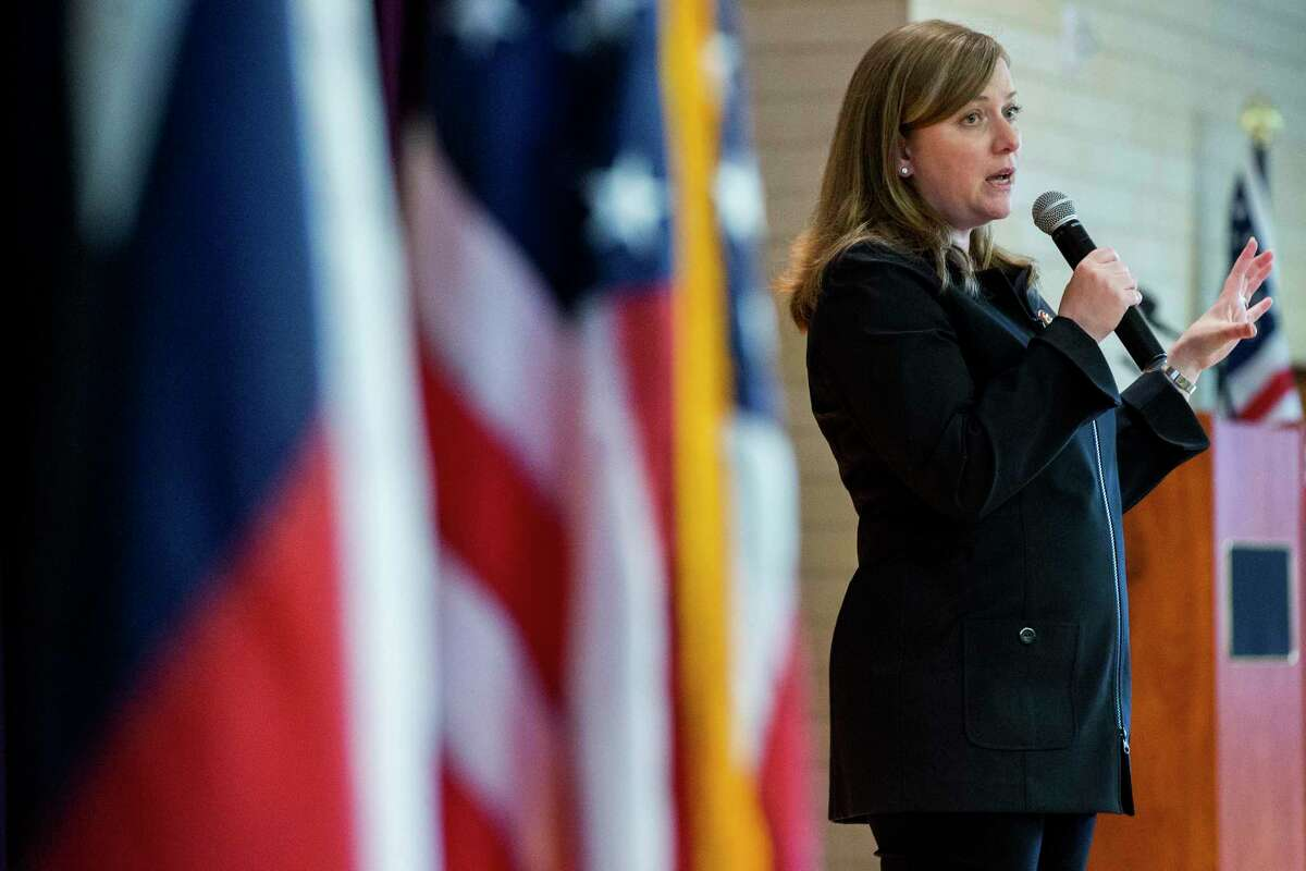 Political analysts note that Rep. Lizzie Fletcher, D-Texas, has so far avoided voting on some of the more controversial energy issues.