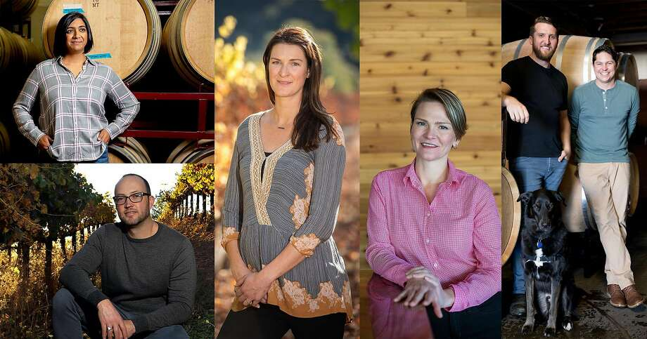 Meet The Chronicle's 2019 Winemakers to Watch. Photo: The Chronicle