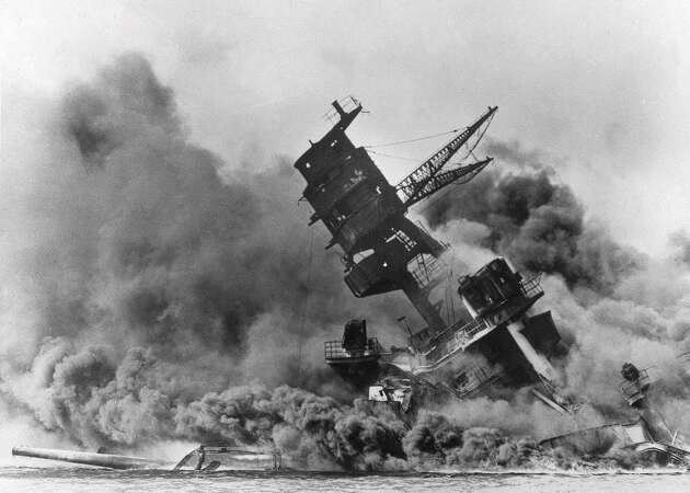 Never forget the boys who gave their lives at Pearl Harbor