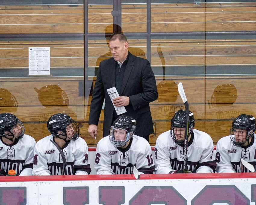 Friday: Cheer on the Union College men's hockey team as they compete against Merrimack in Schenectady.