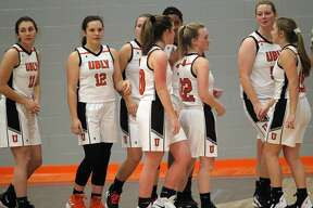 The Ubly Bearcats girls varsity basketball team opened the 2019-2020 season with a 37-31 win over Deckerville on Friday, Dec. 6, 2019.