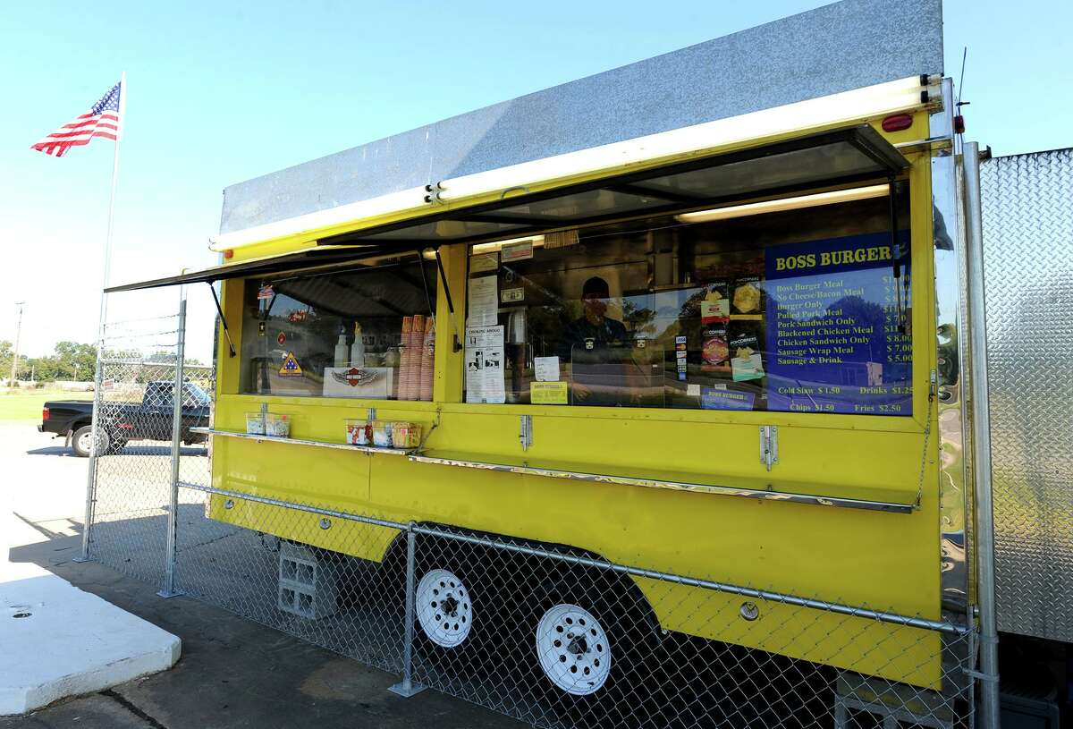 Boss Burger on Twin City Highway in Nederland. Photo taken Tuesday, October 21, 2014 Guiseppe Barranco/@spotnewsshooter