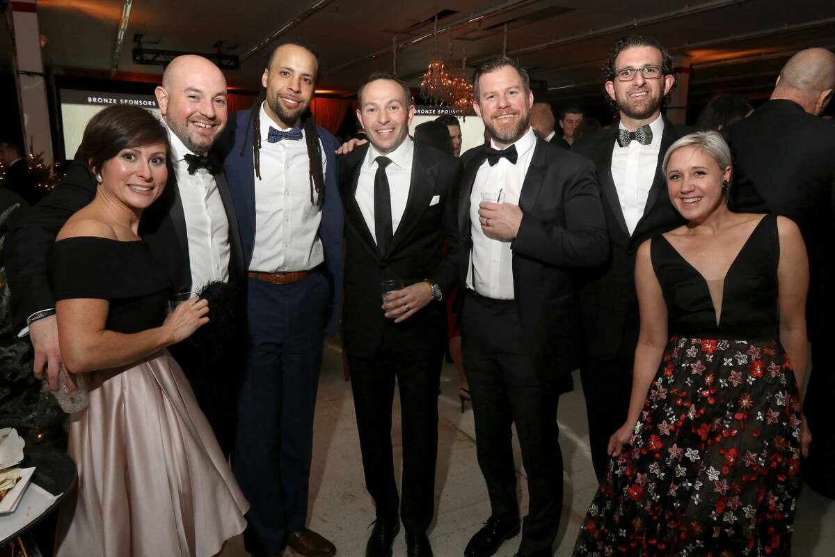 Were you Seen at the 36th Annual Dancing in the Woods Gala held in the Vent Fitness building in Latham on Friday, Dec. 6, 2019? The event raises funds for the Melodies Center for Childhood Cancer & Blood Disorders at the Bernard & Millie Duker Children's Hospital at Albany Medical Center.