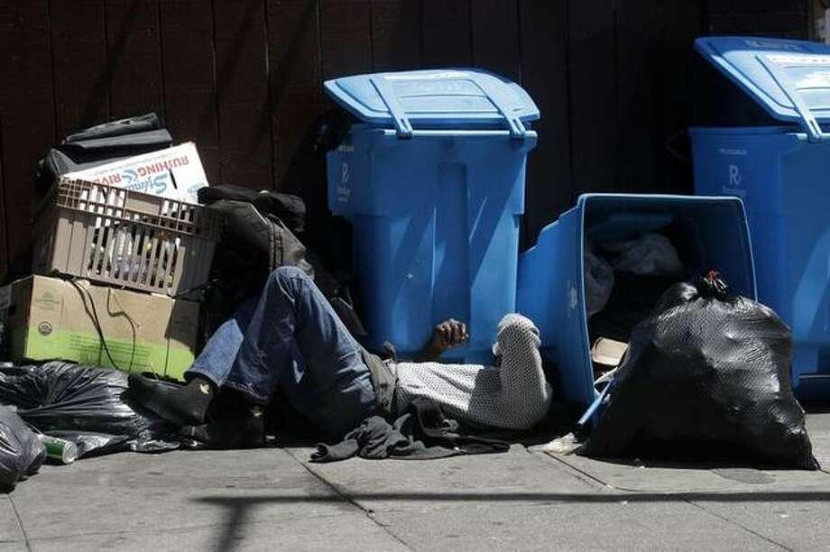 Photo: (AP Photo/Jeff Chiu, File)