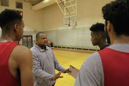 The Cleveland boys basketball team is looking to make the playoffs after missing out on the playoffs last season.