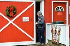 Red Barn Tree Farm is located at 3225 Burgess Road in Beaverton. (Mitchell Kukulka/mitchell.kukulka@mdn.net)