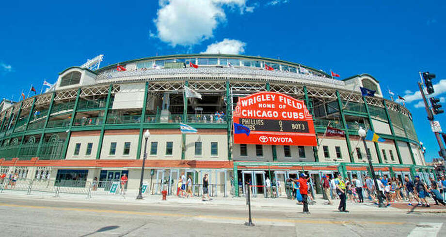 Federal officials are investigating whether the Chicago Cubs' ongoing $1 billion renovation of Wrigley Field provides adequate wheelchair access. Photo: File Photo