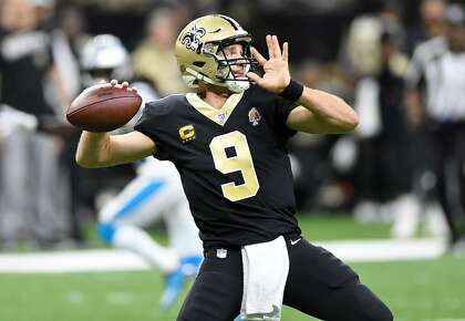 49ers welcome chance to face a pocket passer: Even if its Saints QB legend Drew Brees