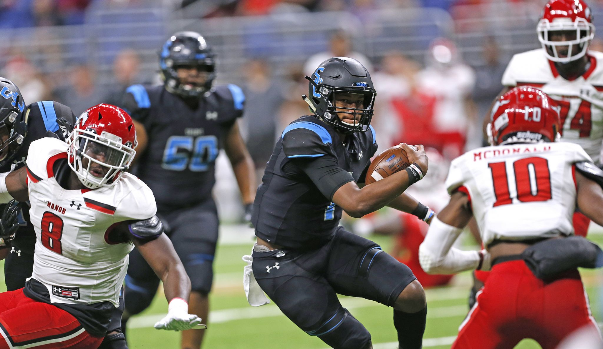 Shadow Creek dominates Manor for return to state semifinals