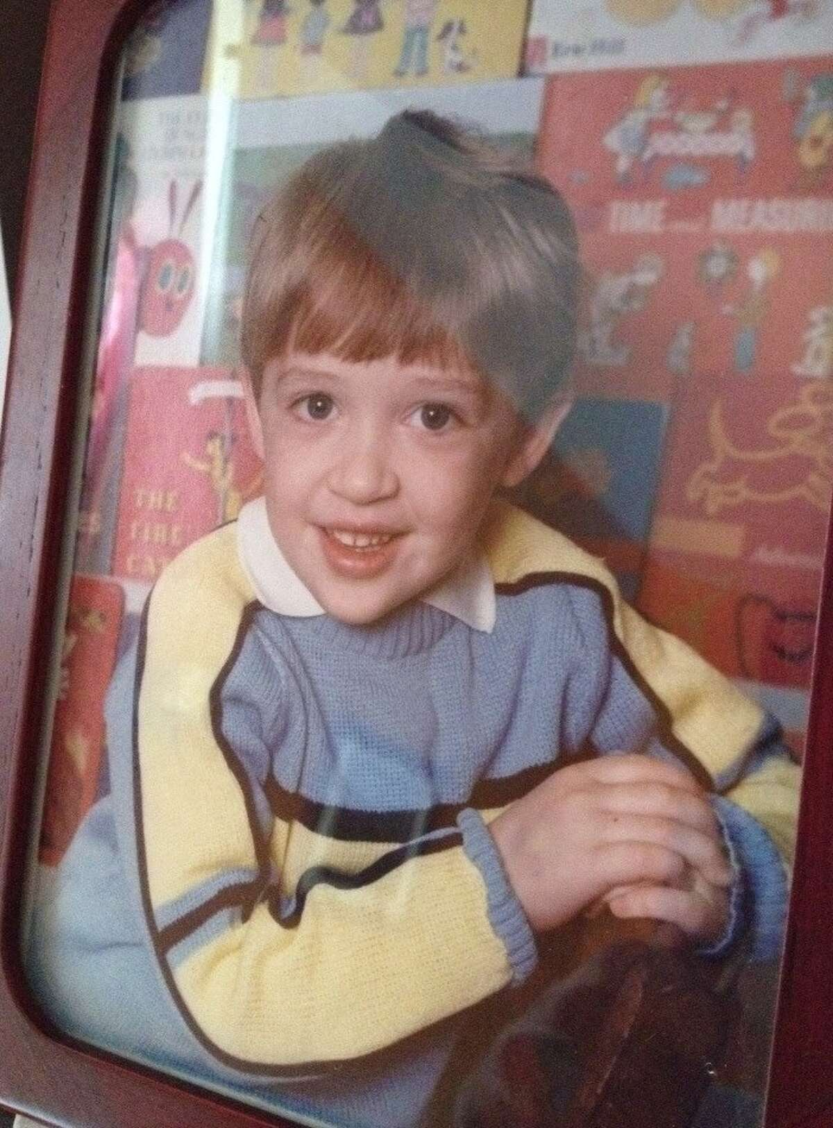 1. I was born in New York City, and I've had the same untamable cowlick since I was four. 