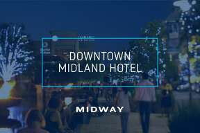 "The Midland City Council and Midland Development Corp. will vote this week on a $28.6 million investment package to bring a ""four-star"" hotel to downtown. If approved, the council and the MDC will enter into a master development agreement with Midway Companies, a Texas-based developer with a track record of developing and building four-star hotels that incorporate the spirit of the local community, according to information from the MDC."