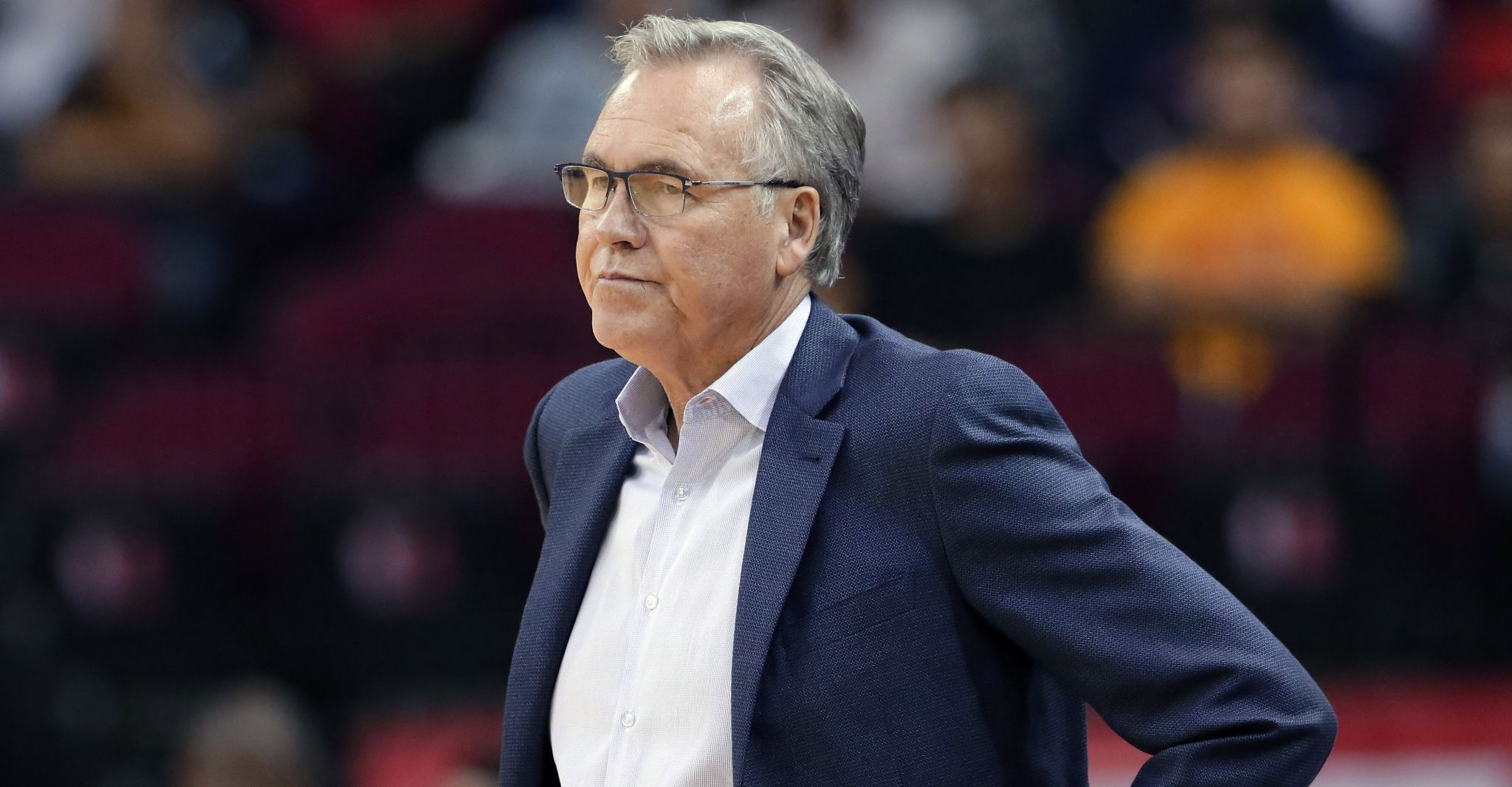 Rockets' Mike D'Antoni on latest Knicks firing: 'Something' is missing