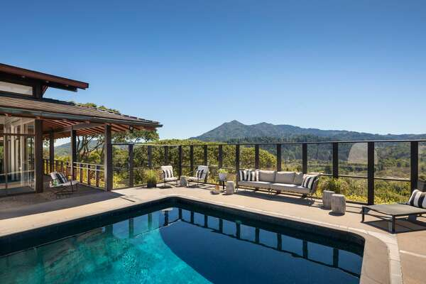 with over 20 acres and an over 11,000 square foot mansion, this Marin estate asks $43M