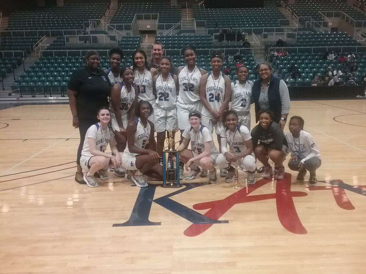 The Cypress Creek girls basketball team repeated as Katy Classic champions with an 89-52 victory against Oak Ridge, Dec. 7 at the Merrell Center in Katy.