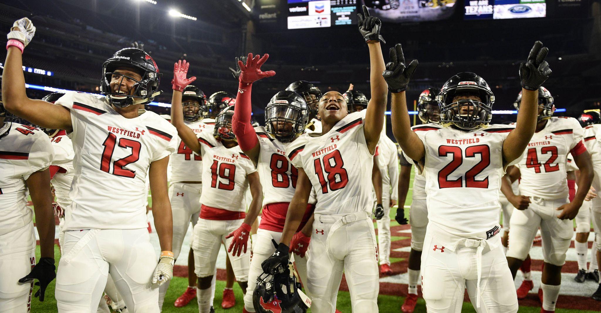 High school football playoff schedule: State semifinals