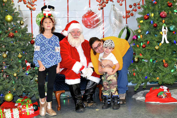 In Pictures: A Winsted Christmas was held on Saturday December 7th, 2019. From one end of town to the other, activites were held from crafts at Beardlsey Library to pictures with pets at The Joyner Center of NCCC.