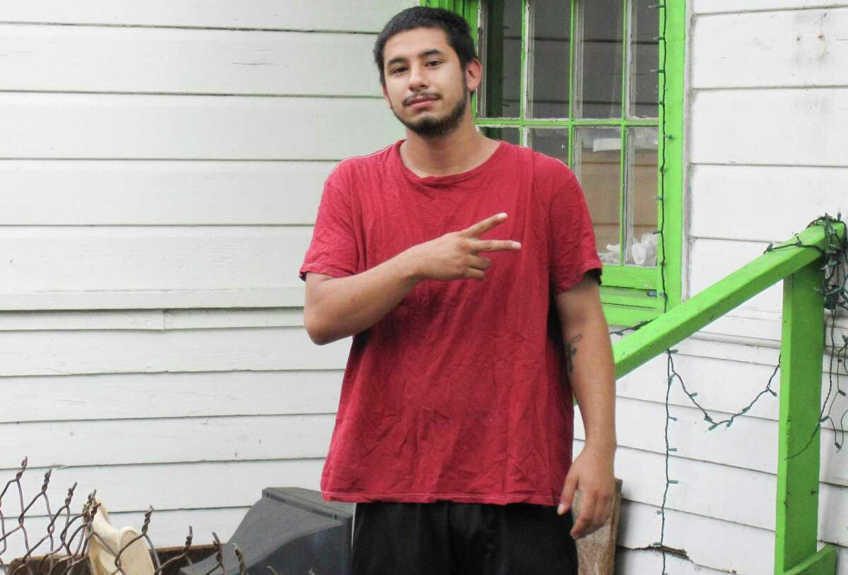 An undated photo of Arturo Solis, from his family, who confessed to shooting and killing HPD Sgt. Christopher Brewster the night before on Thursday, Sept. 3, 2009 in Houston.