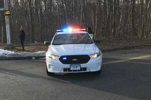A file photo of a Wallingford police cruiser.