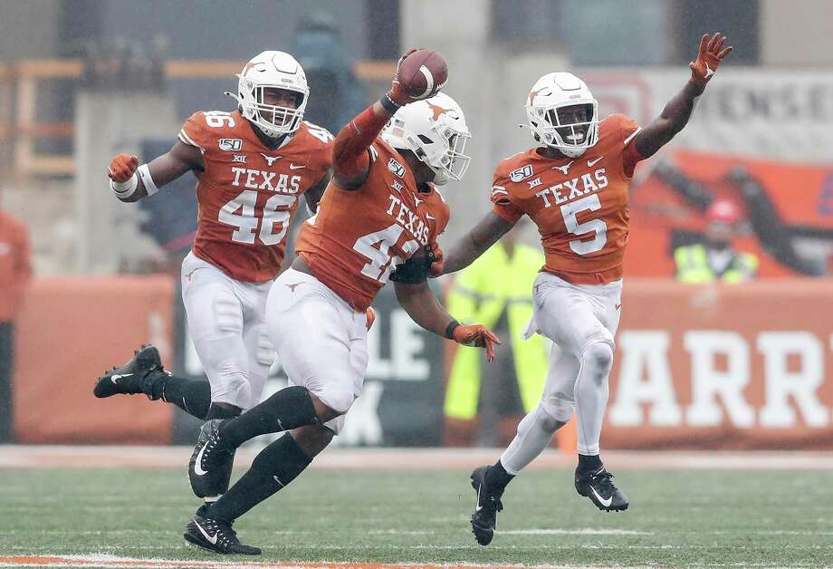 Part of the Alamo Bowl's rationale in choosing UT was it had gone the longest since playing here among other eligible Big 12 teams. Photo: Tim Warner /Getty Images / 2019 Getty Images