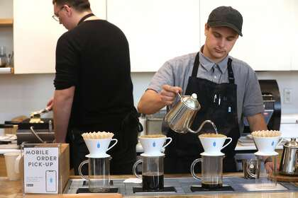 Blue Bottle Coffee pledges to go 'zero waste' by end of 2020