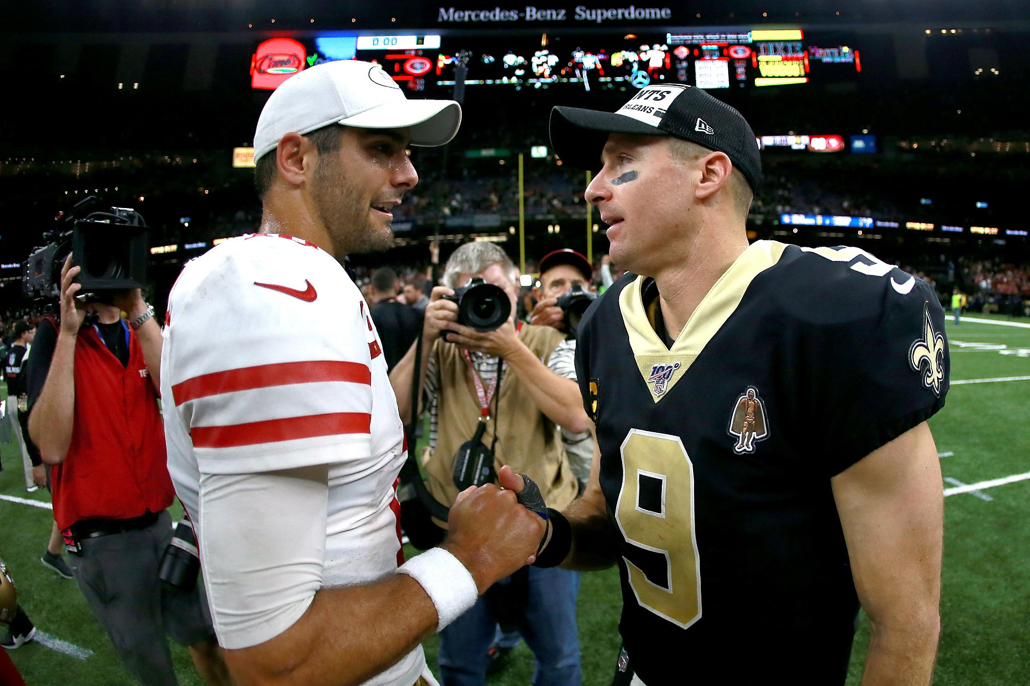 49ers will play five prime-time games this season