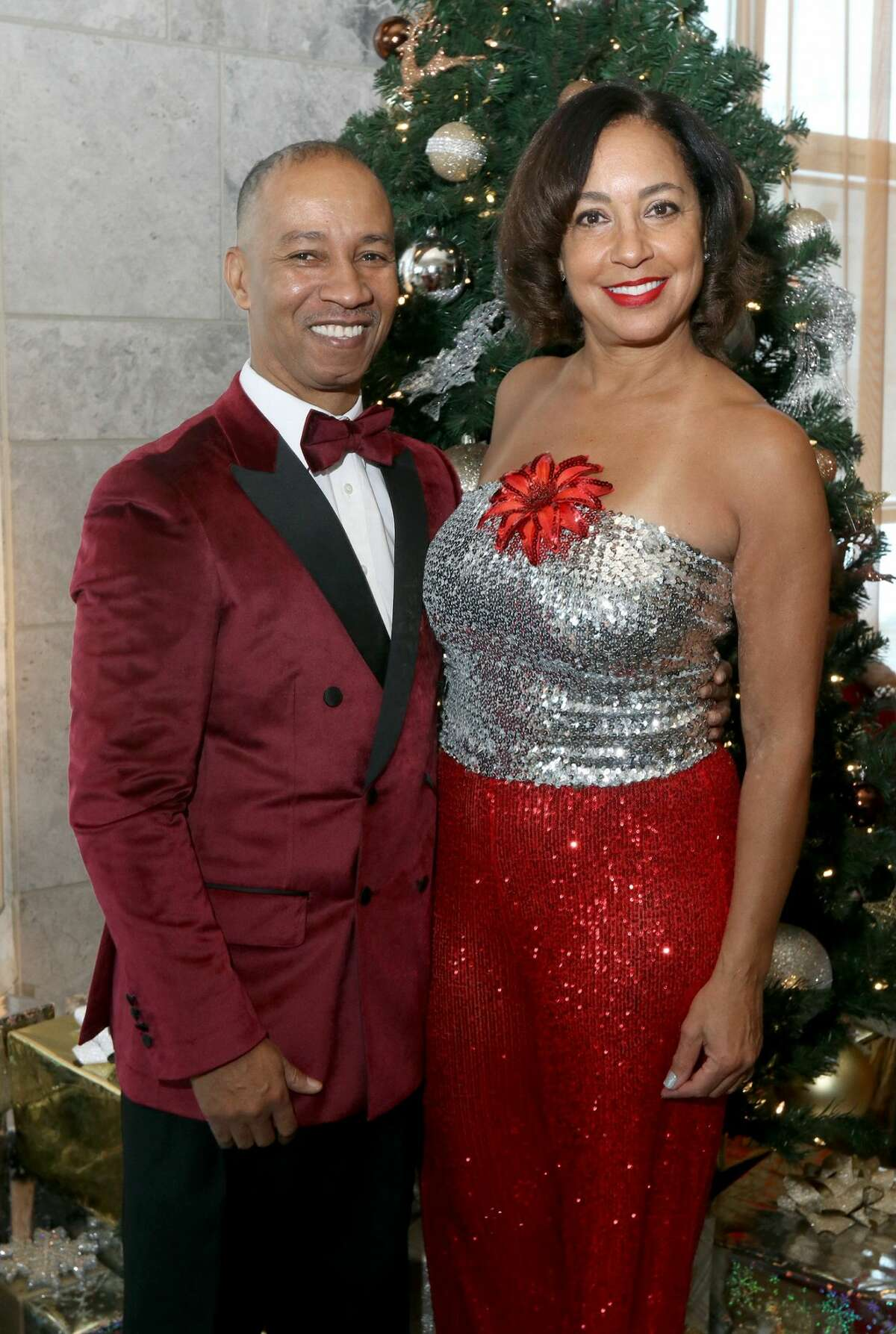 Were you Seen at GirlFriends Inc.'s 27th annual Paint the Town Red fundraiser on Sunday, December 8, 2019 at Rivers Casino & Resort in Schenectady?