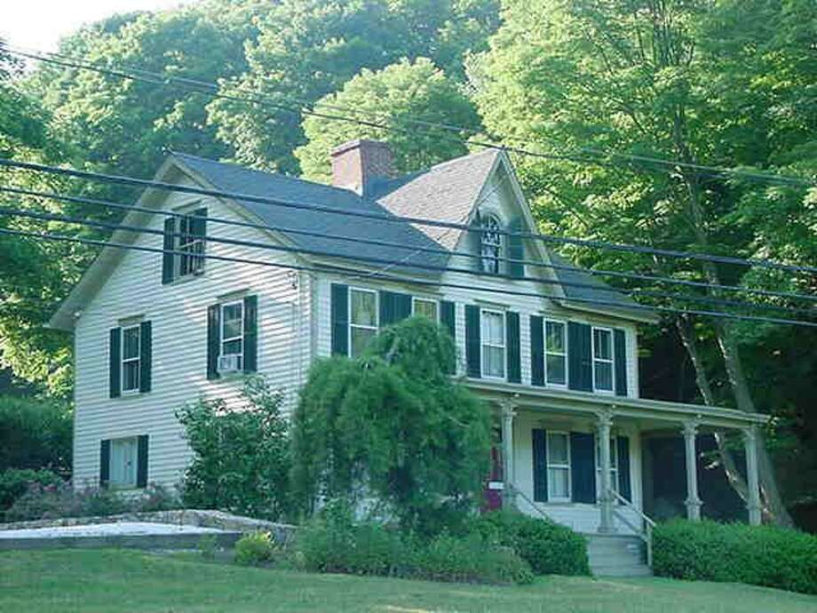 The historic house at 2 Pimpewaug Road was a factor in the proposed development of a senior living facility that was eventually withdrawn. Photo: Contributed Photo / / Wilton Bulletin Contributed