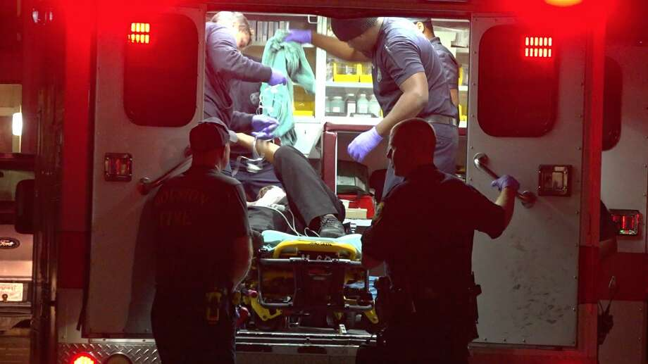 Image result for houston security guard shot