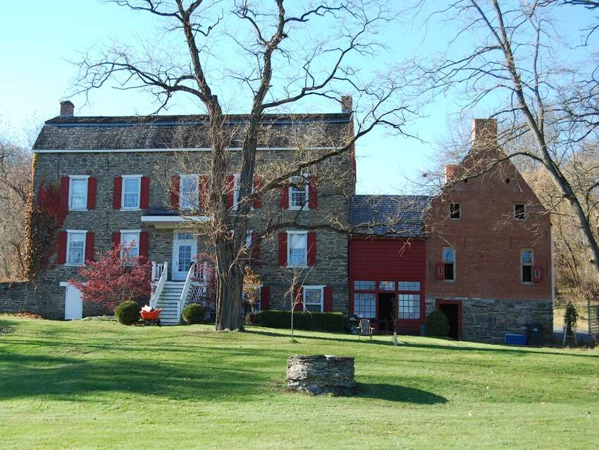 The Stone House in Coeymans (Photo by NYS Parks)