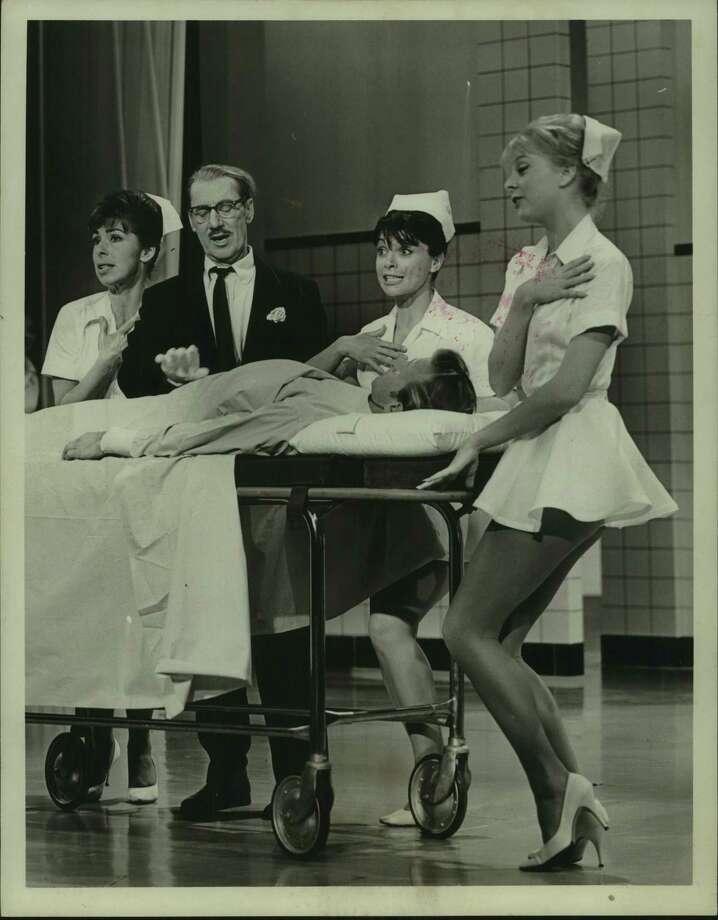 Groucho Marx / Houston Chronicle