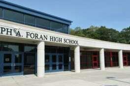 Joseph A. Foran High School has announced their first quarter honor roll.