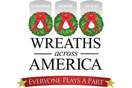 National Wreaths Across America Day is Saturday, Dec. 14.