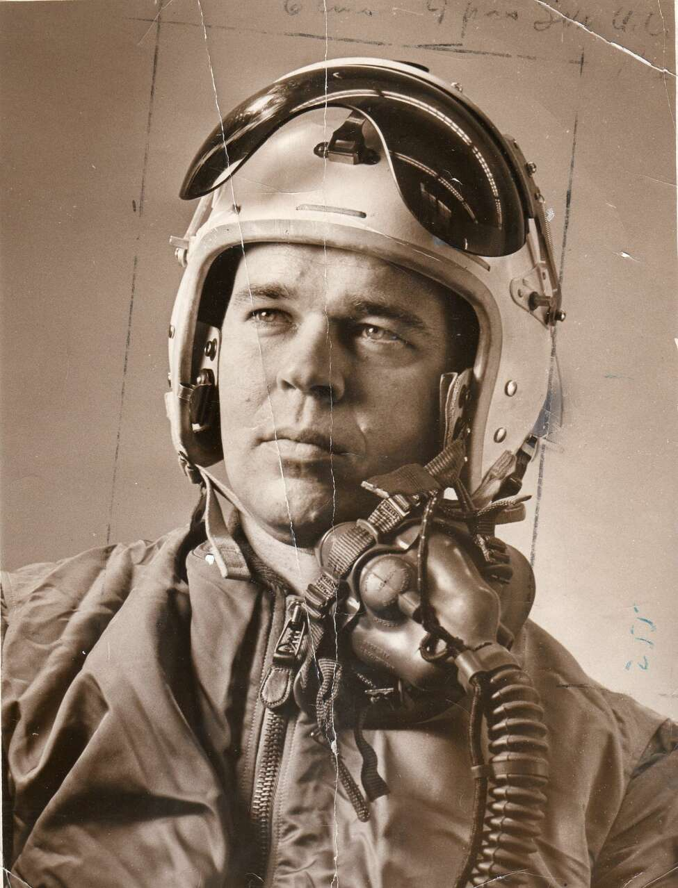 Times Union Bob Keating in an undated photograph from an assignment covering the Strategic Air Command.