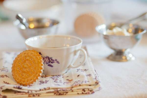 The Gunn Memorial Library and Museum in Washington, Conn., is ringing in the new year with an old-fashioned tea on Jan. 4. The party is free and open to the public, but registration is requested.
