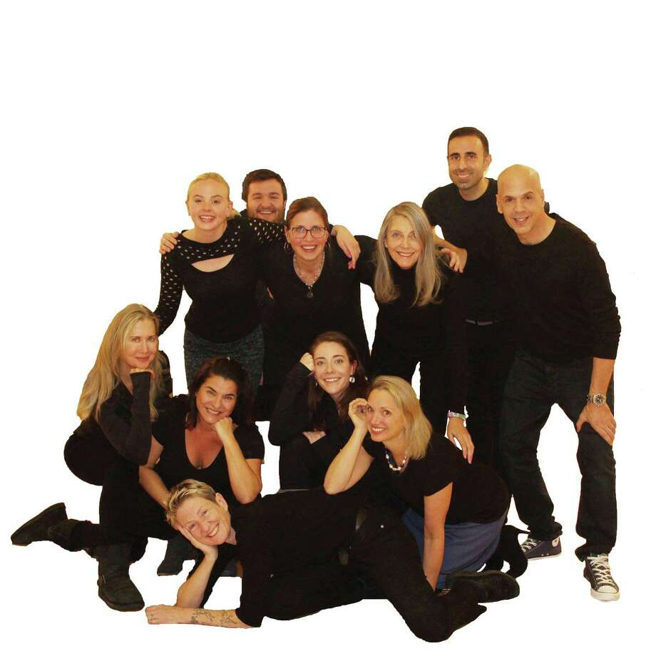 Laugh-Brary Comedy Troupe Photo: Contributed Photo