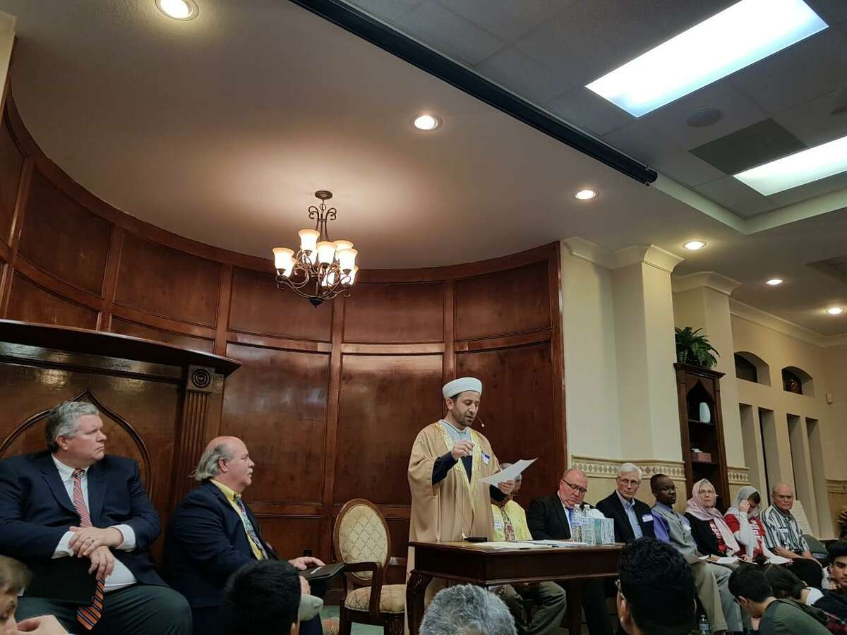 As a religious faith leader, Imam Rihabi, gives value to cultural diversity in Montgomery County this holiday season.