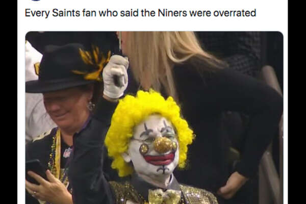 The best reactions from the 49ers-Saints game and NFL Week 14.