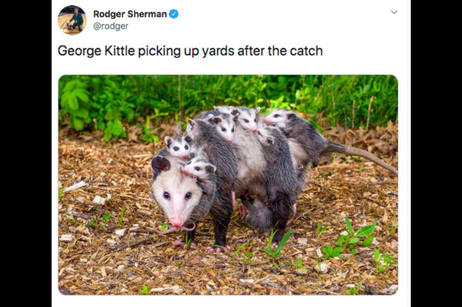49ers' George Kittle's insane run explodes the internet