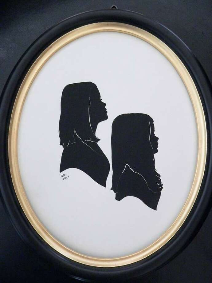 Silhouette Artist Deborah O'Connor creates Heirloom Portraits on Dec. 14 from 11 a.m. to 3 p.m. at the Wilton Historical Society, 224 Danbury Road, Wilton. For more information, visit wiltonhistorical.org. Photo: Wilton Historical Society / Contributed Photo