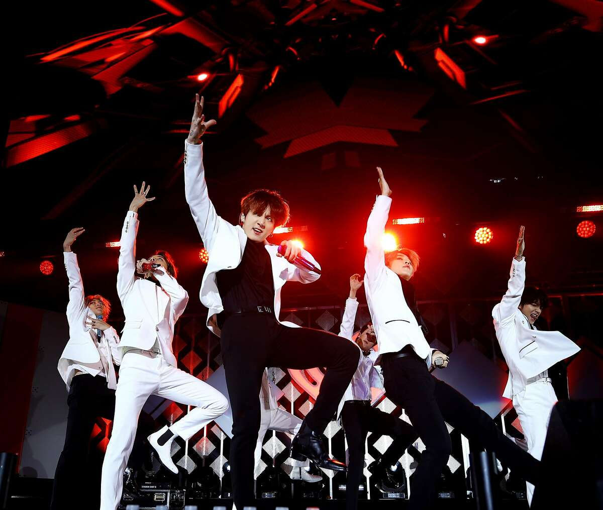 Bangtan Sonyeondan (PUNG-tahn SOH-nyun-dahn) The full name of South Korean K-Pop band 'BTS', which translates as