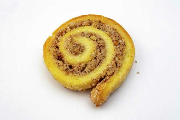 Airport Cookies from Leah Gross offer a welcome swirl of cinnamon.