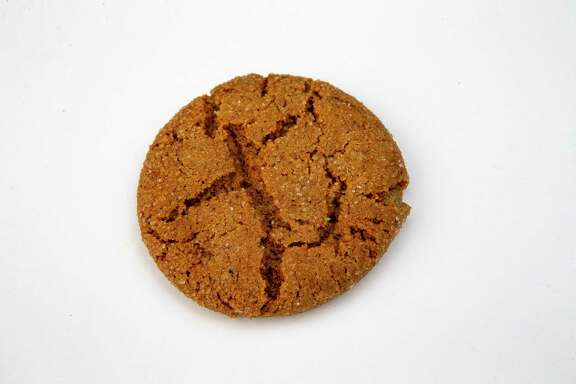 Triple Ginger Snaps from Suzi Russell makes good use of the triple punch of fresh ginger, candied ginger and ground ginger.
